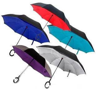 купить Зонт наоборот Up brella, купить зонт Ап брелла
