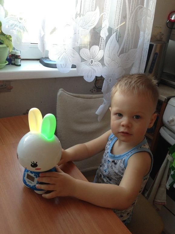 зайка Alilo зайка Алило интерактивная игрушка, детский медиа плеер