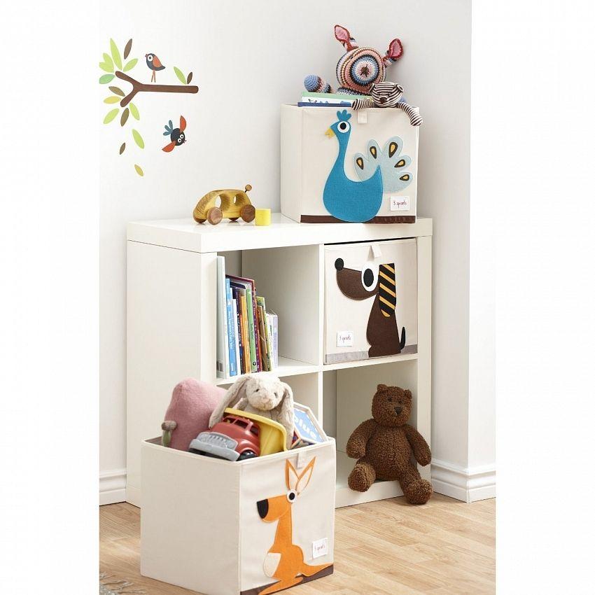 Короб для детских игрушек