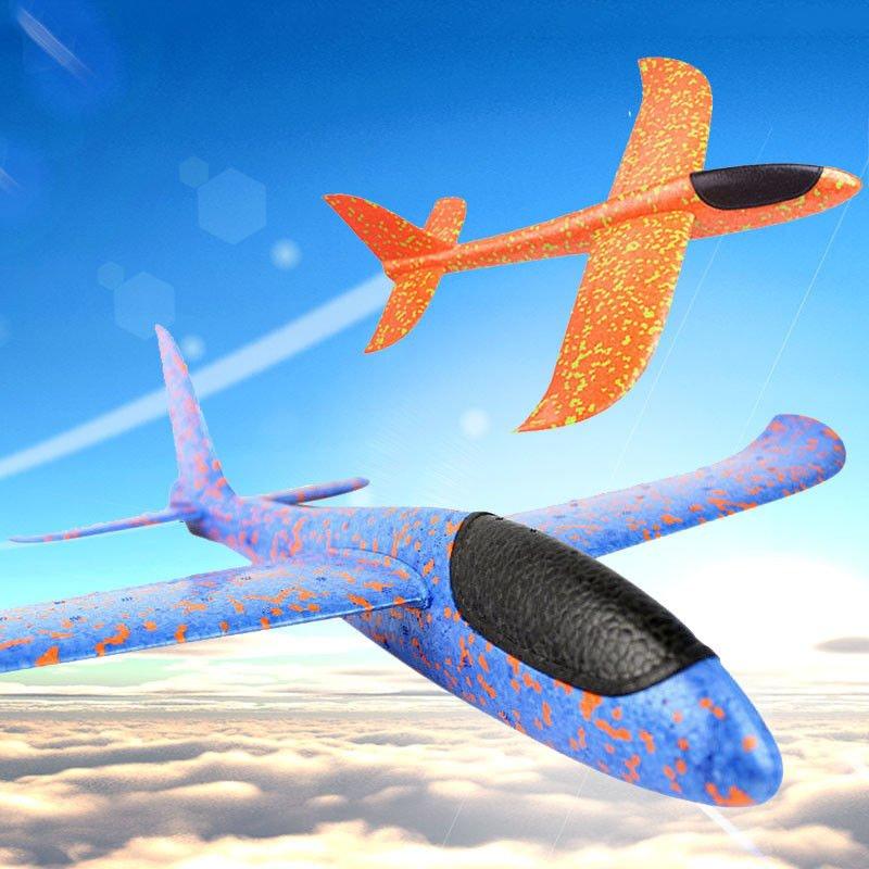 Метальний літак-планер